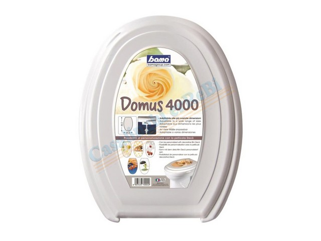 *DOMUS 4000 COPRIWATER 70004