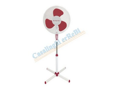 *VENTILATORE PIANTANA 3 PALE VE.116H
