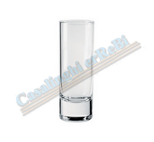 BICCHIERE INDRO VODKA 60 C/6 CL6