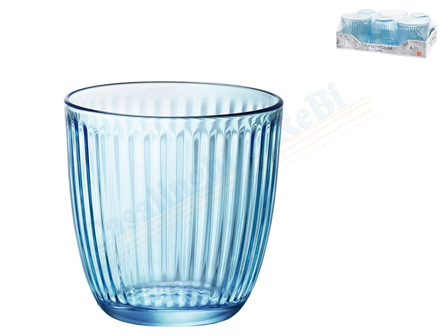 LINE ACQUA LIVELY BLUE C/6