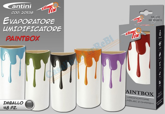*EVAPORATORE PAINTBOX