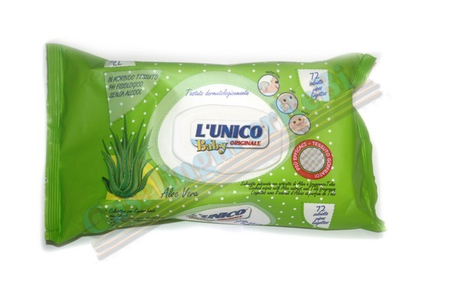 BABY UNICO ALOE VERA POP UP