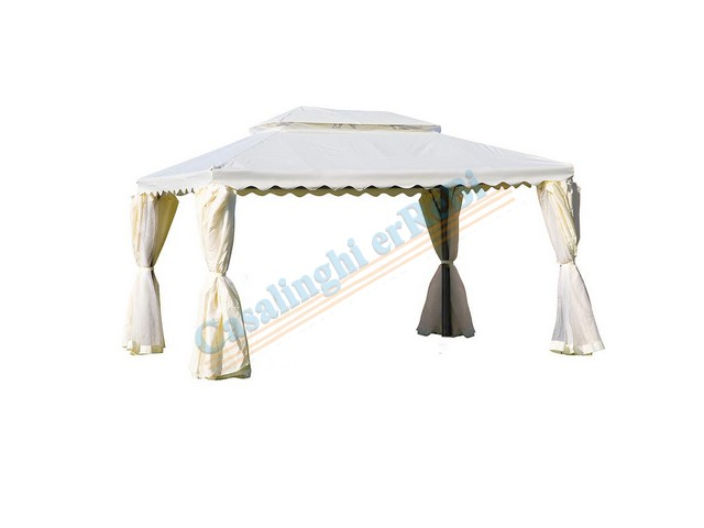 *GAZEBO BIANCO ALL.3X4 TENDA