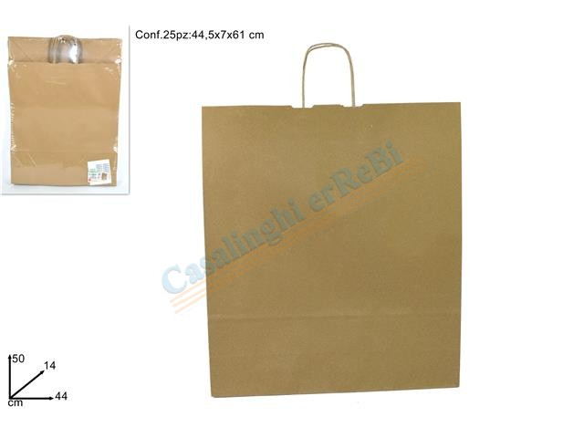 BUSTA CARTA REGALO 44X14X50