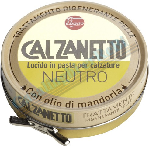 CALZANETTO LUCIDO ML.50 NEUTRO AC5