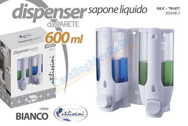 DISPENSER SAPONE ML.600