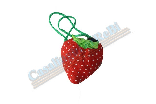 BORSA SHOPPING STRAWBERR