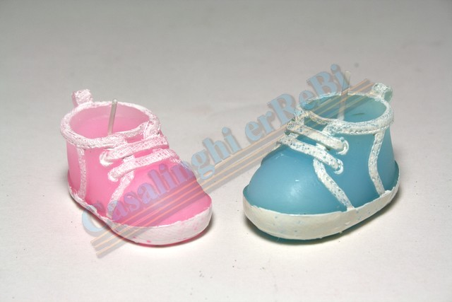 CANDELINA FORMA BABY  H6 BY076