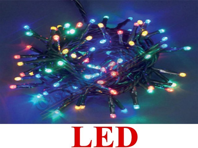 *MINILUCI LED 300 MULTICOLOR