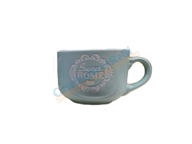 *TAZZA LATTE DEC.HOME CB-384