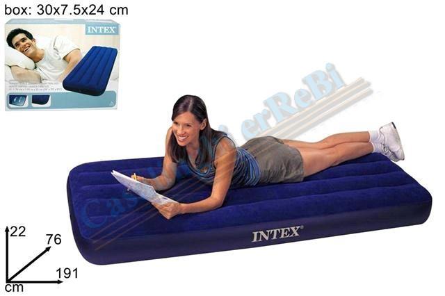 *MATERASSINO AIRBED 76X193X22    ART 68950/E