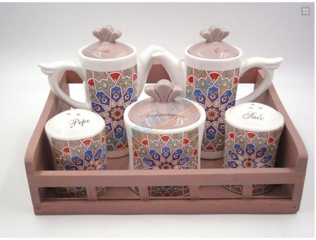 SET MENAGE MARRAKECH 82038