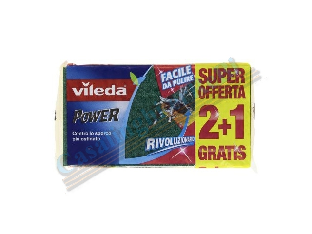 ABRASIVO POWER 2+1 136957